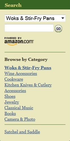 please browse my Amazon Associates store