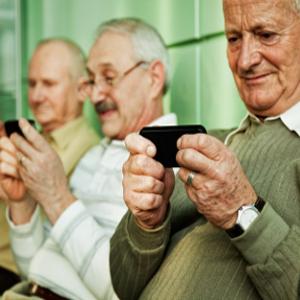 Smartphone Seniors