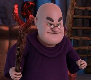 Ron Hendricks is the Fire Wizard